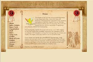 The Angels of the Lion